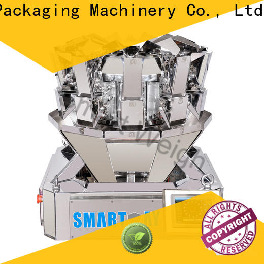 Smartweigh Pack adjustable multihead weigher price for food packing