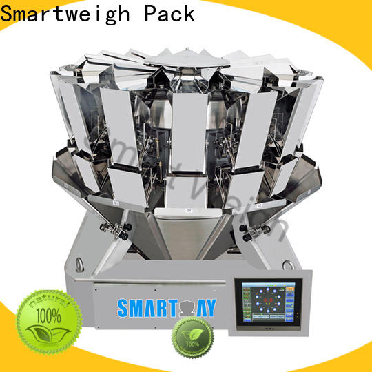 Smartweigh Pack inexpensive multihead weighing machines suppliers for food packing