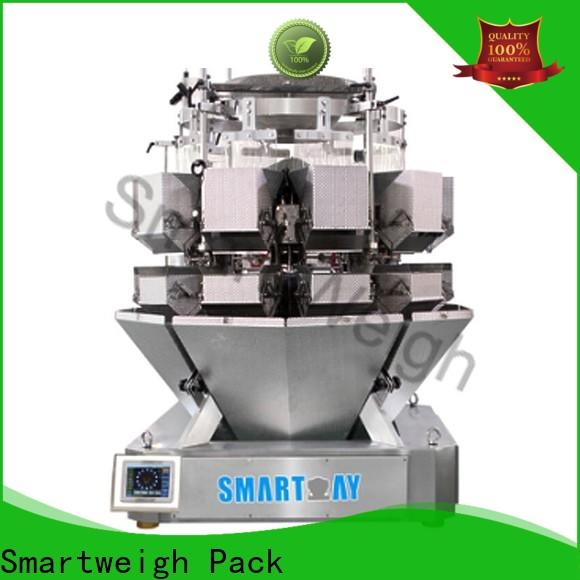 inexpensive chinese multihead weigher with good price for food weighing