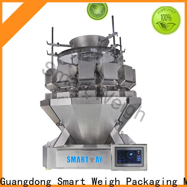 Smartweigh Pack easy-operating automatic multihead weigher customization for food labeling
