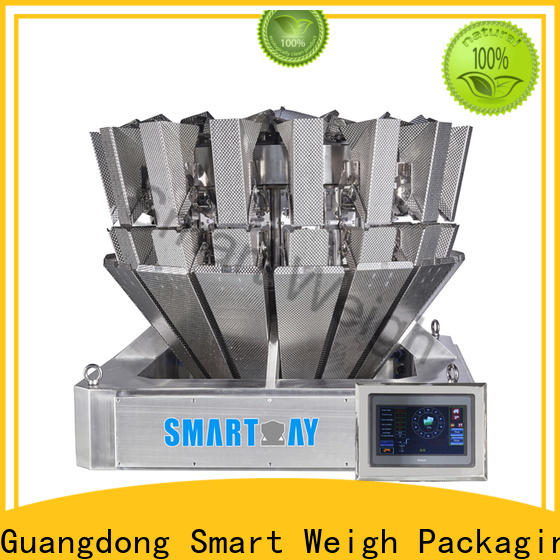inexpensive salad multihead weigher widely use for food weighing