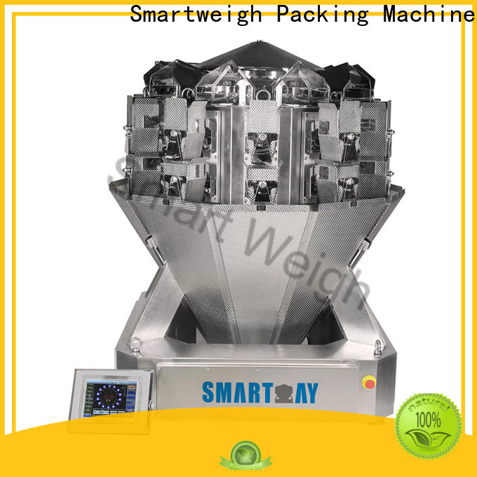 Smartweigh Pack multi head pouch packing machine suppliers for foof handling