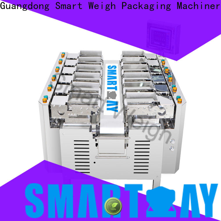 Smartweigh Pack top automatic weighing free quote for food packing