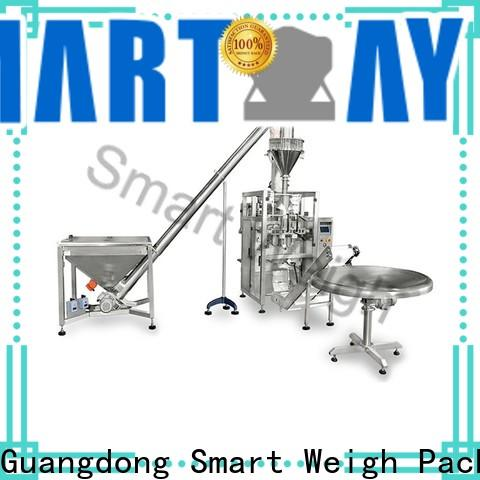 Smartweigh Pack latest quality packaging systems with good price for foof handling