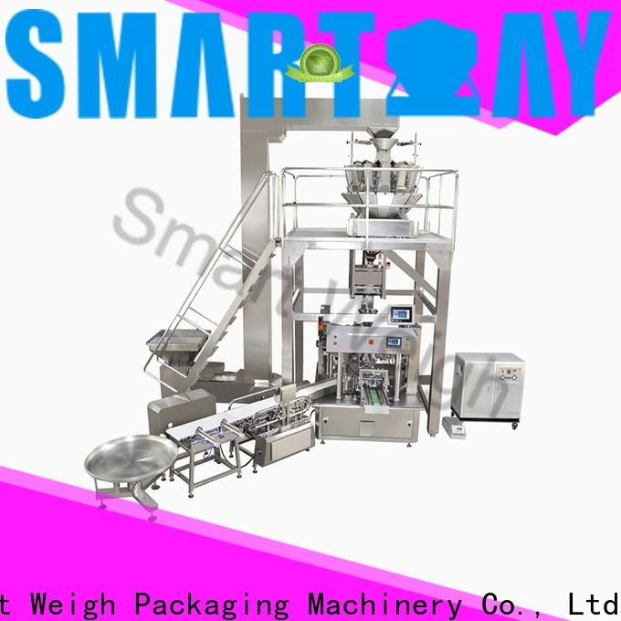 Smartweigh Pack chocolate packaging machine manufacturers for frozen food packing