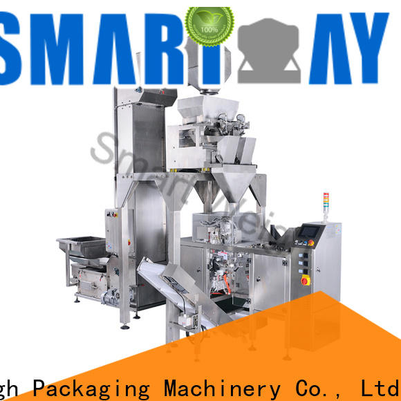 Smartweigh Pack top pouch filling machine company bulk production