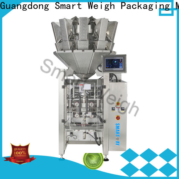 Smartweigh Pack high-quality condiment packaging machine supply for food weighing