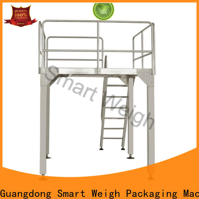 Smartweigh Pack ladders and platforms customization for food packing