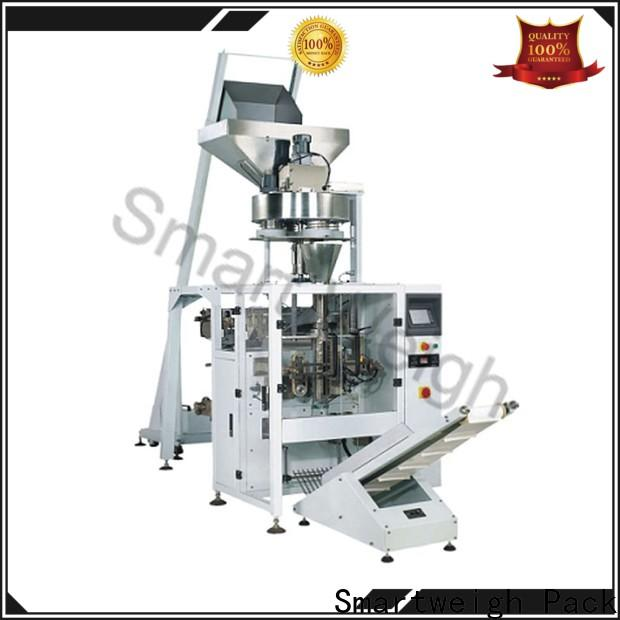 best vertical form fill seal machine factory for food weighing