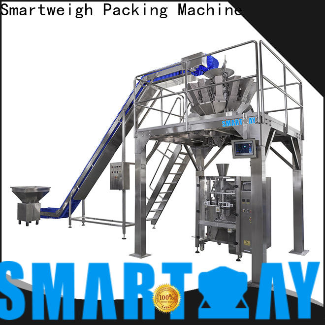 Smartweigh Pack automated packaging systems in bulk for food labeling