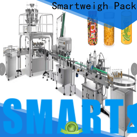 Smartweigh Pack Smart weigh can filling line company for salad packing