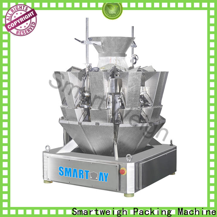 Smartweigh Pack multihead weighers suppliers for food packing