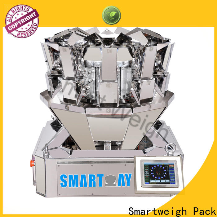 steady high dream multihead weigher company for food weighing