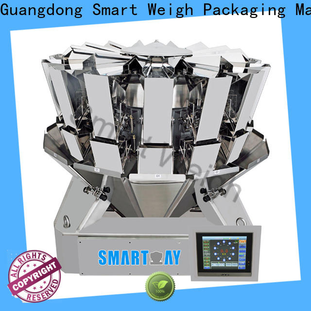 Smartweigh Pack latest multihead manufacturers for foof handling