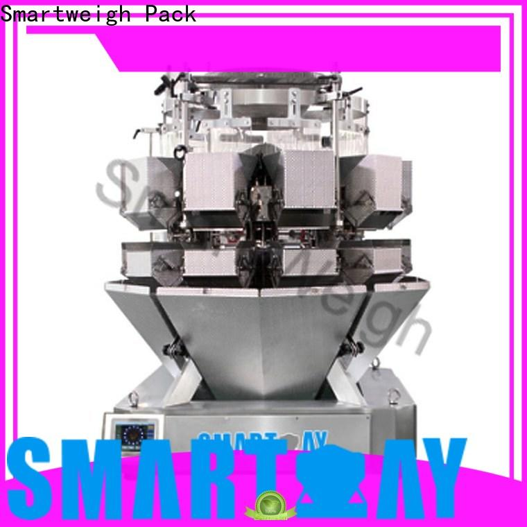 Smartweigh Pack multihead from China for foof handling