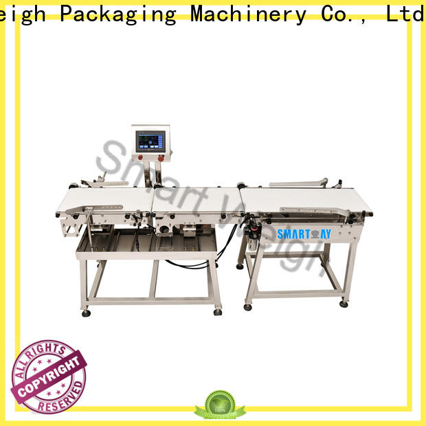 first-rate checkweigher for sale China manufacturer for food packing