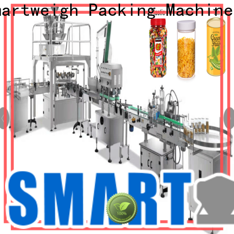 automatic filling machine factory for food weighing