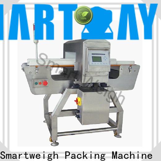 Smartweigh Pack best metal detectors conveyor systems China manufacturer for food labeling
