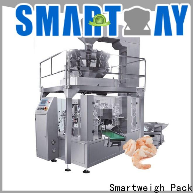 food packaging machine manufacturers for business for food weighing