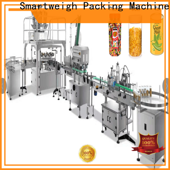 best liquid filling equipment for business for food weighing
