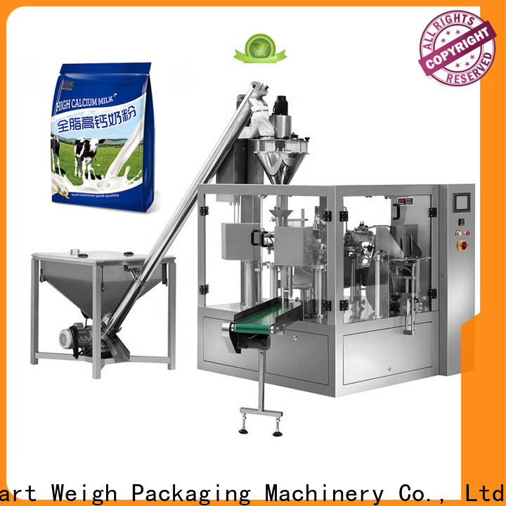 Smartweigh Pack high-quality automatic packaging machines manufacturers factory for salad packing