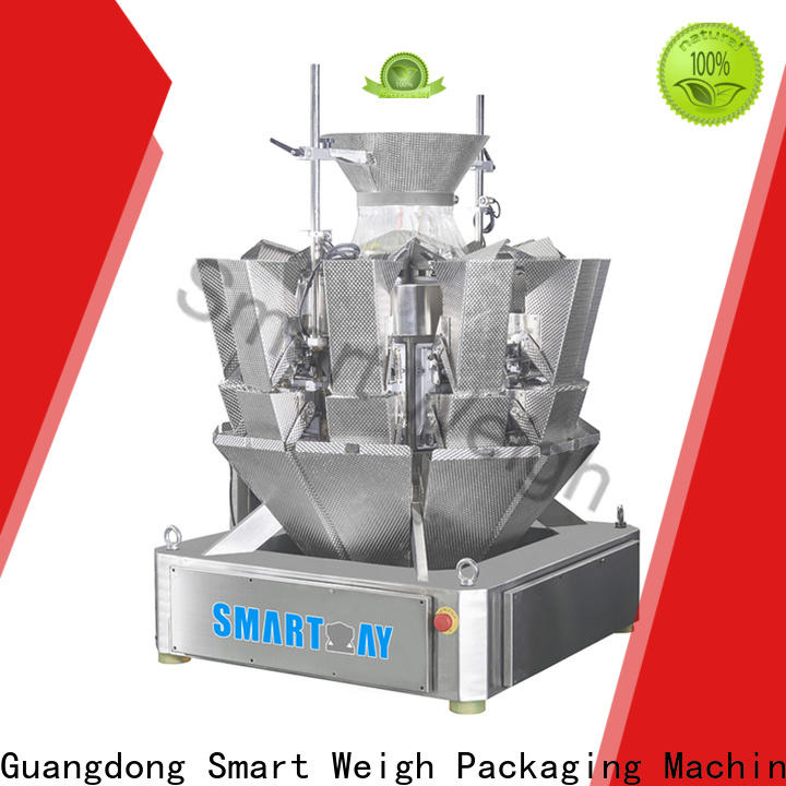 Smartweigh Pack new bulk multi head weigher with good price for food weighing