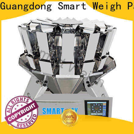 Smartweigh Pack 14 head multihead weigher for food weighing