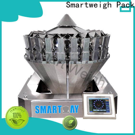 Smartweigh Pack high-quality pouch packing machine with good price for food weighing