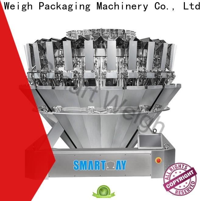 Smartweigh Pack multi head scales widely use for foof handling