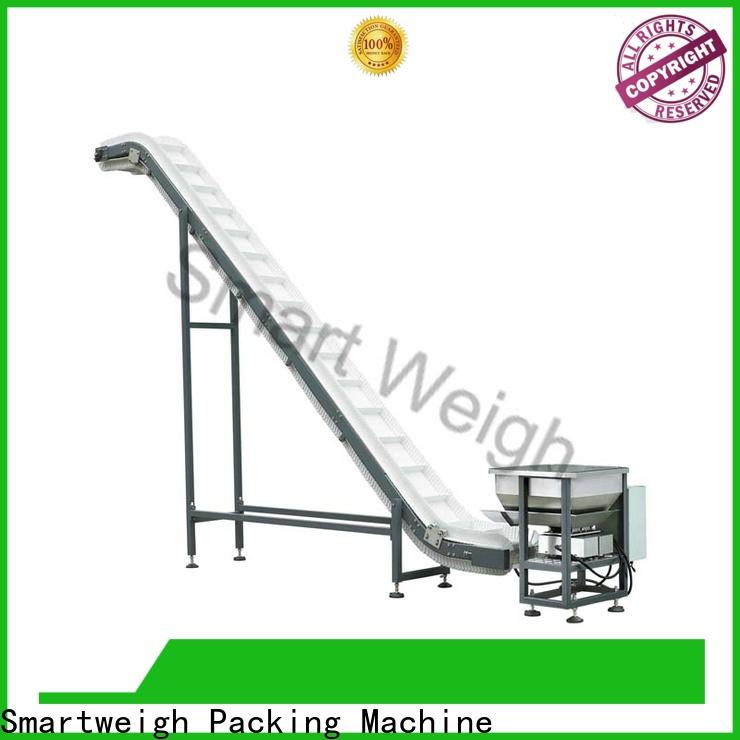 Smartweigh Pack easy-operating elevator conveyor free quote for food weighing