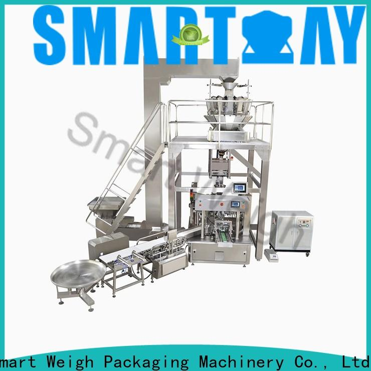 linear weigher packing machine for food packing