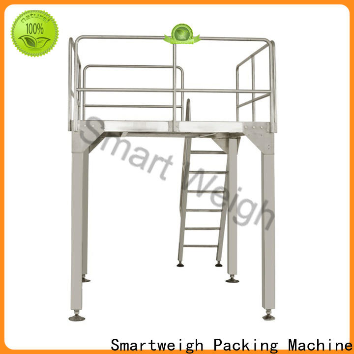 Smartweigh Pack work platforms for sale inquire now for food labeling