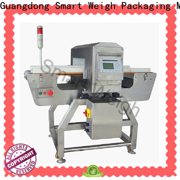 Smartweigh Pack new metal detectors for food industry free quote for food labeling