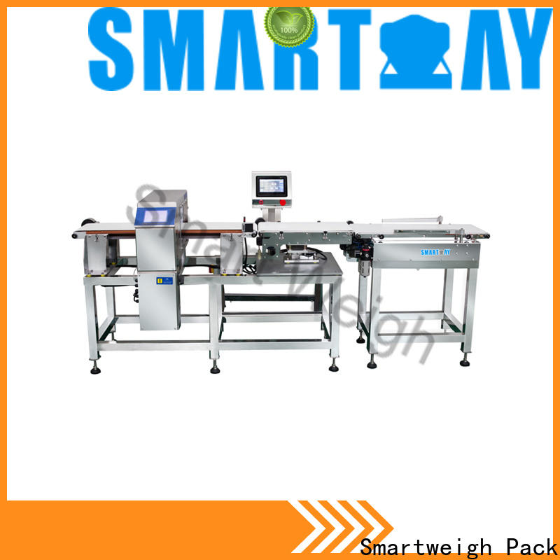 Smartweigh Pack eco-friendly metal detector for bakery industry with good price for food weighing