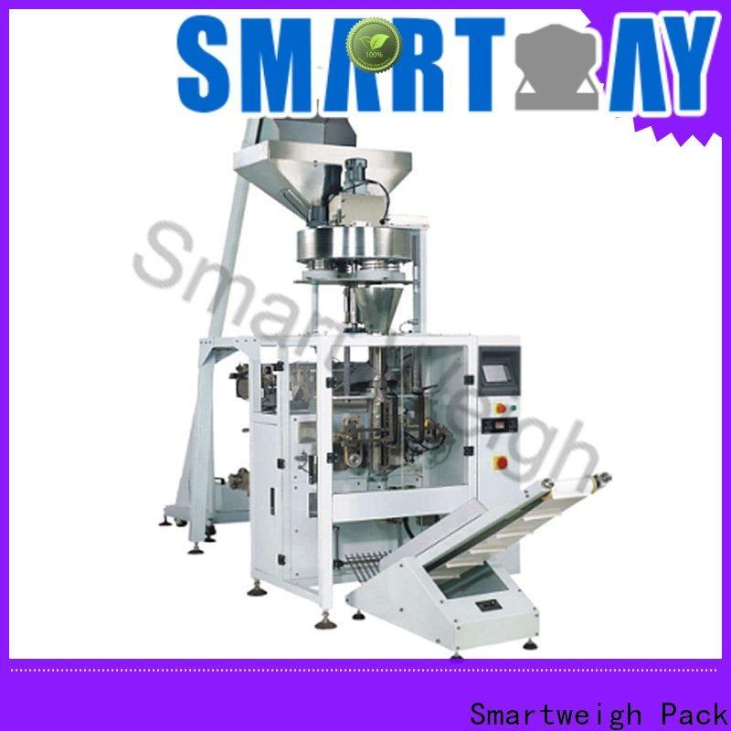 Smart weigh vertical filling machine suppliers for salad packing