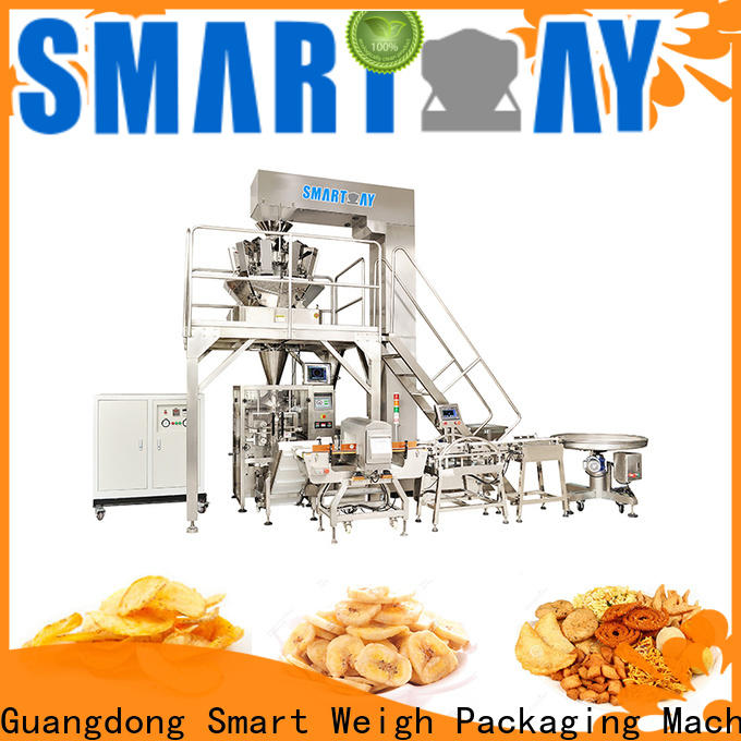 Smartweigh Pack latest automatic vertical packing machine factory for food packing