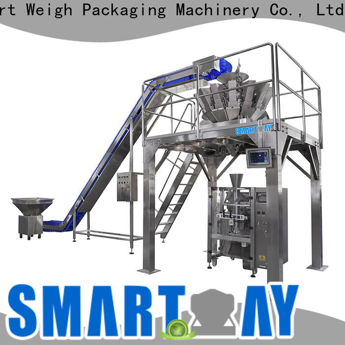 Smartweigh Pack vertical packing machine suppliers for meat packing