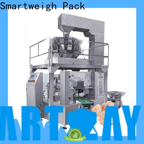 Smartweigh Pack top chocolate packing machine manufacturers for meat packing