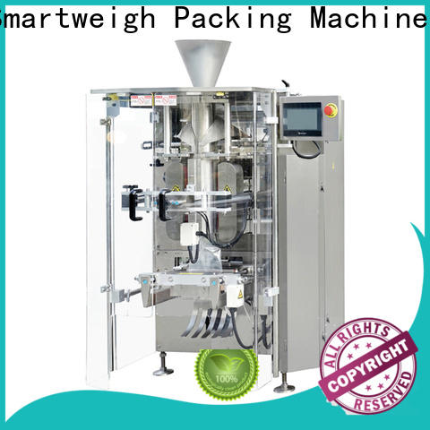 top vertical bagging machine for food packing