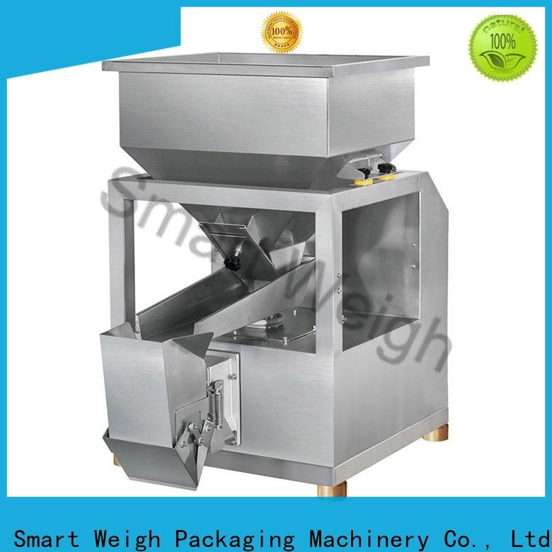 new weight packaging machine factory for food labeling