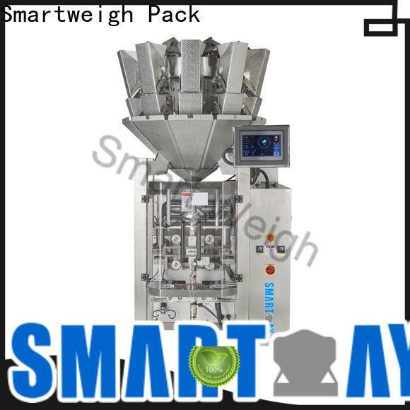 Smartweigh Pack oil filling machine China manufacturer for food weighing