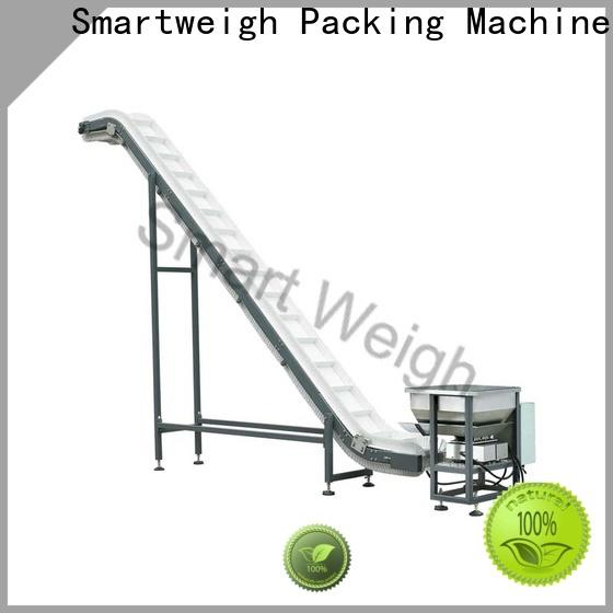 Smartweigh Pack new inclined bucket conveyor China manufacturer for food packing