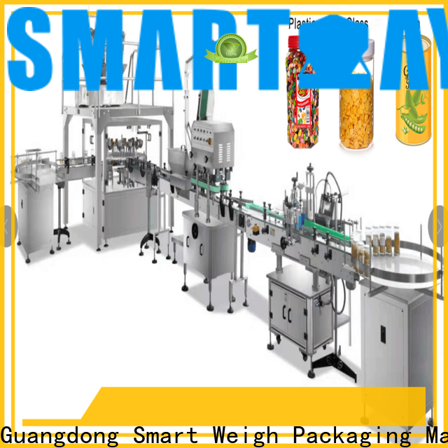 Smartweigh Pack new liquid filling equipment suppliers for salad packing