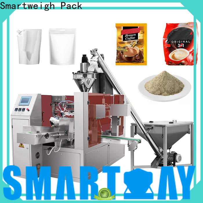 Smartweigh Pack powder filling machine design for business for salad packing
