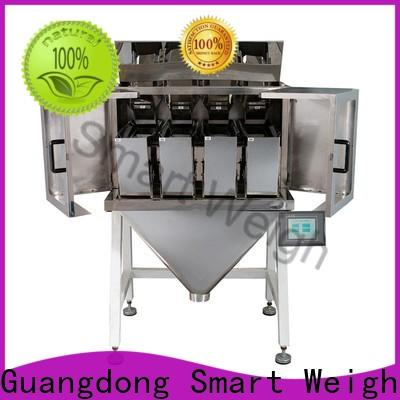 Smartweigh Pack automatic weighing and filling machine supply for food labeling