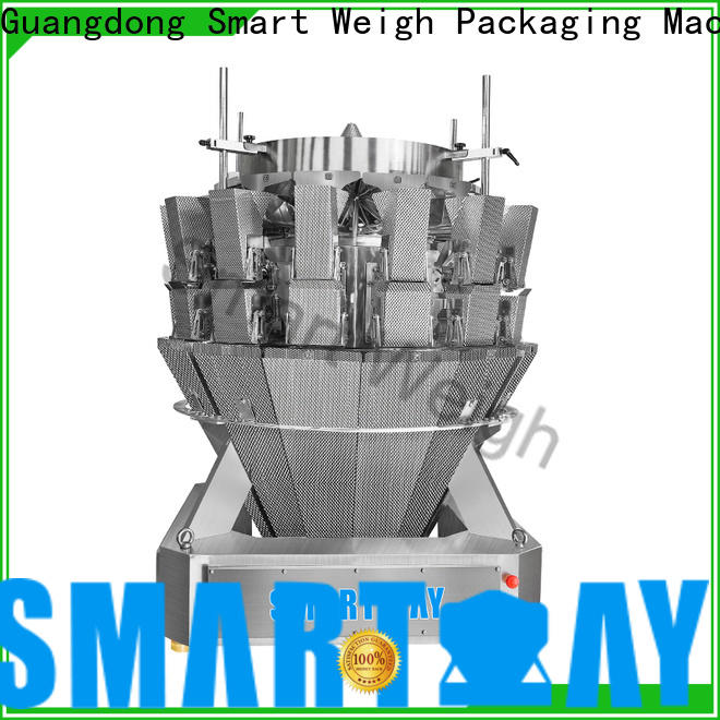 Smartweigh Pack first-rate weighing and packing machine bulk production for food weighing