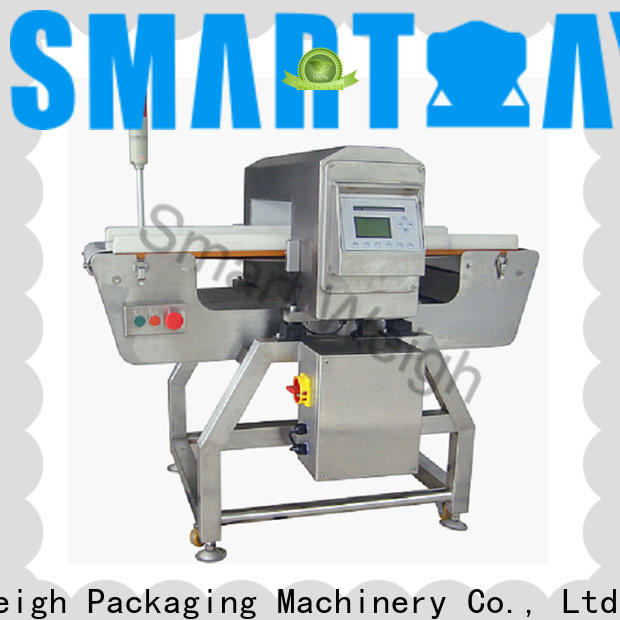 Smartweigh Pack Smart weigh automatic inspection system China manufacturer for foof handling