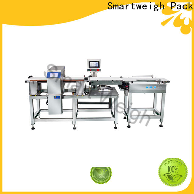 metal detector for bakery industry customization for foof handling