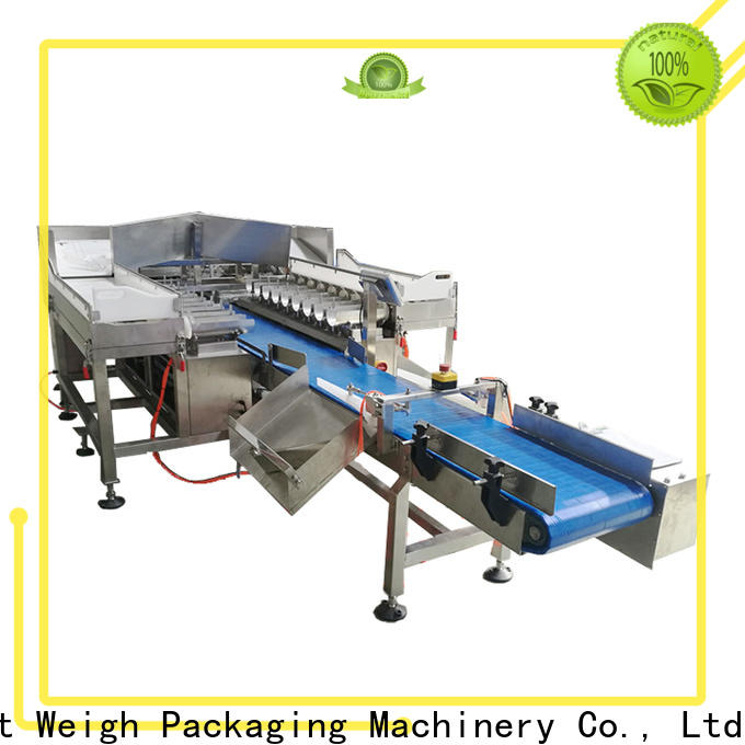 Smart weigh weight machine price for business for food labeling