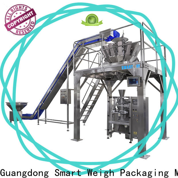 vertical pouch packing machine factory for chips packing